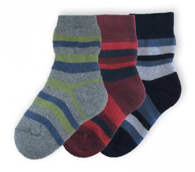 Kinder-Frotteé-Socke