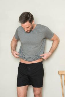 Herren-Boxer-Shorts