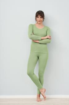Damen-Hemd mit langem Arm