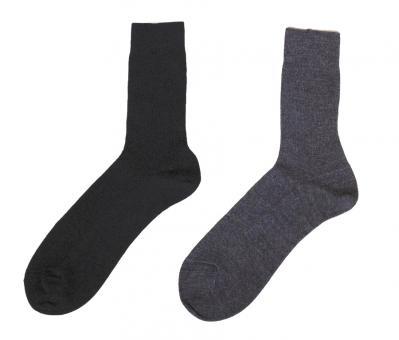 Socke 3-er Pack | schwarz