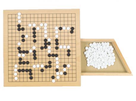 Strategiespiel Go