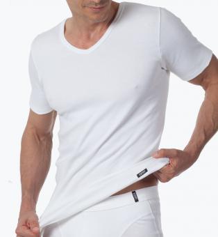 Herren-Kurzarm-Hemd Doppelpack