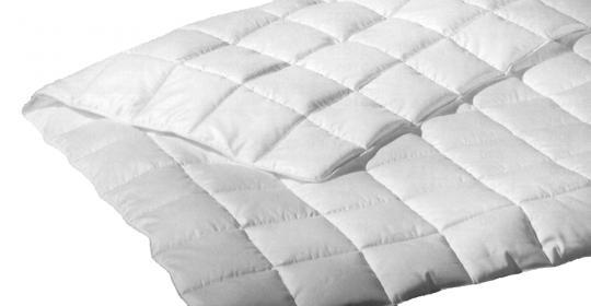 Baumwoll-Einziehdecke leicht