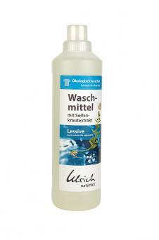 Waschmittel mit Seifenkraut