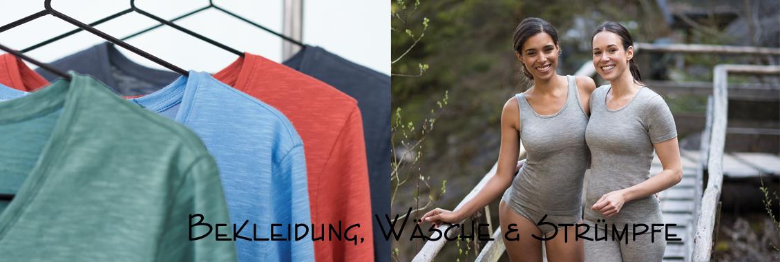 Wäsche 6 Bekleidung