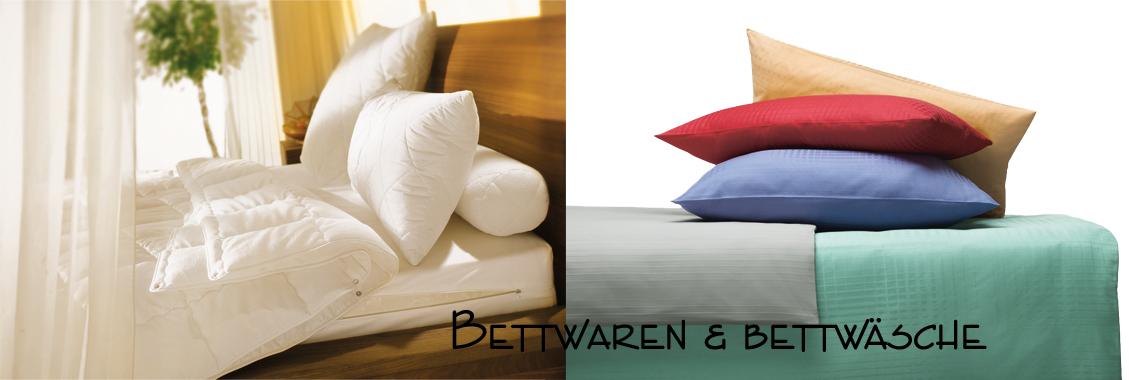 Bettwaren & Bettwäsche